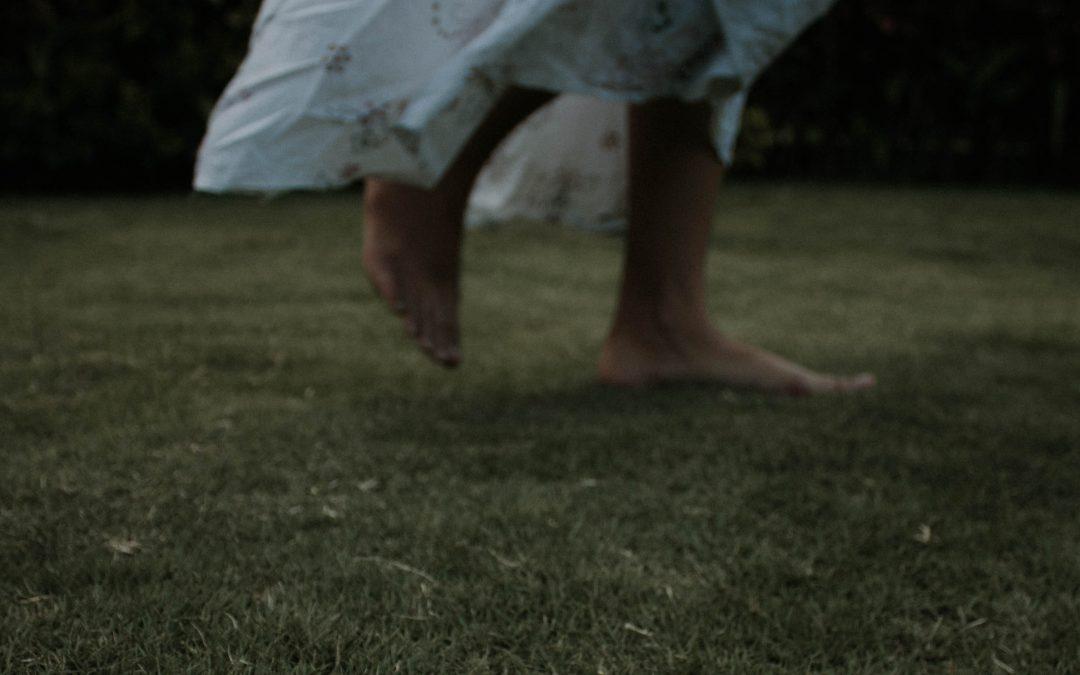 Running Barefoot Again